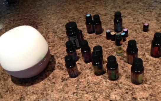Essential Oils Remote Year