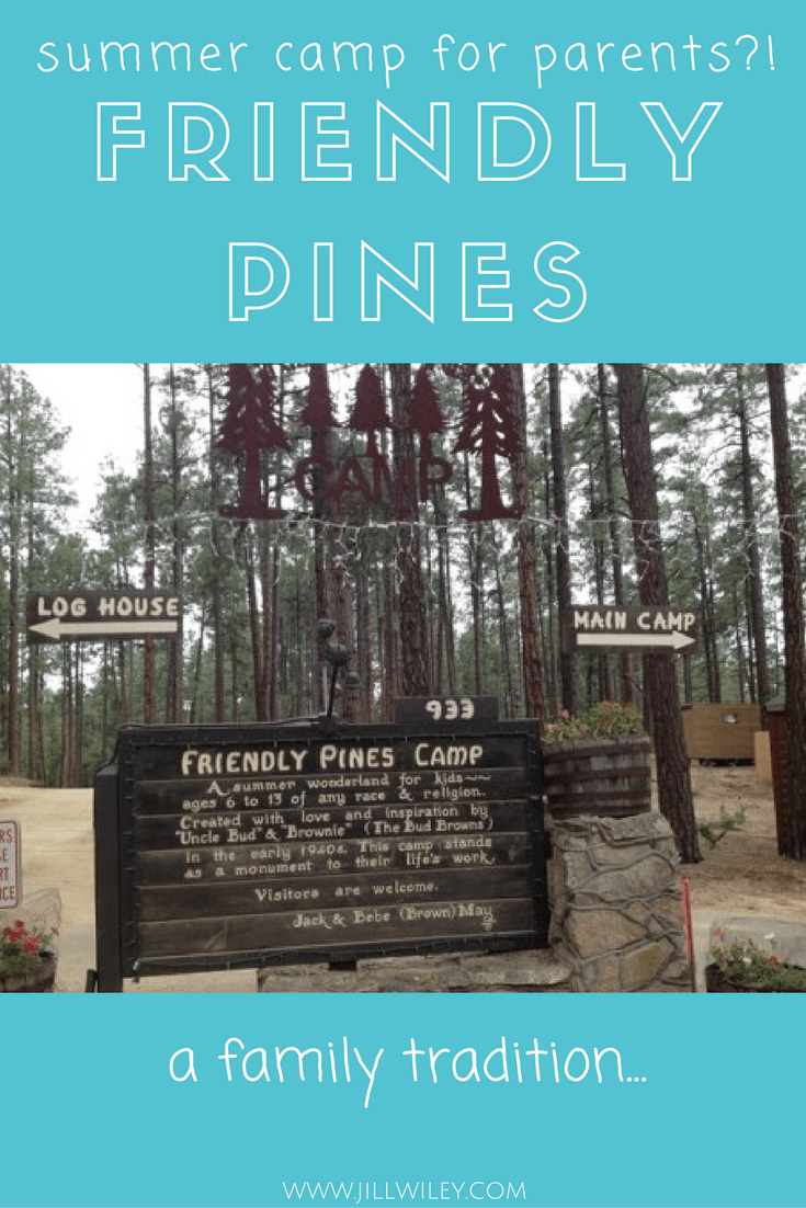 FPC friendly pines camp summer camp
