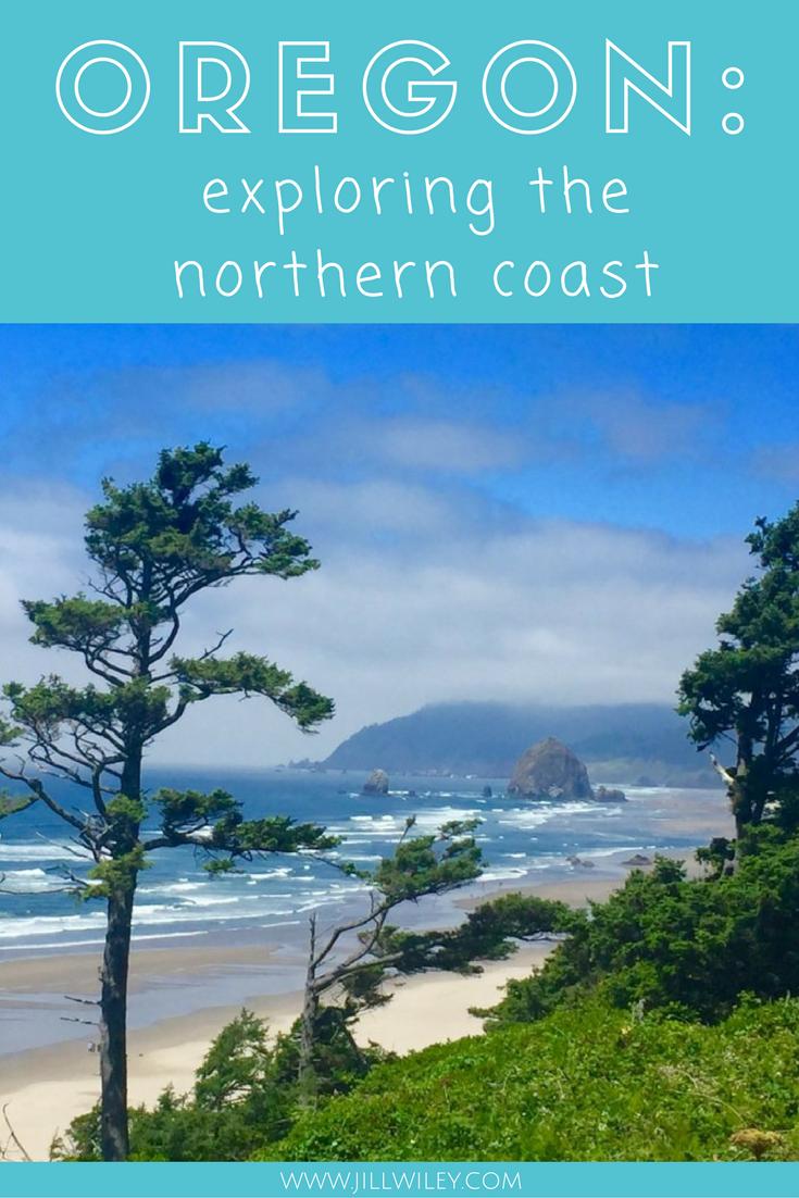 travel blog oregon coast