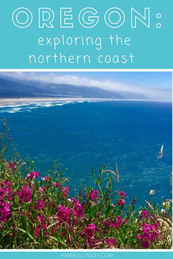 oregon coast travel blog essential oils