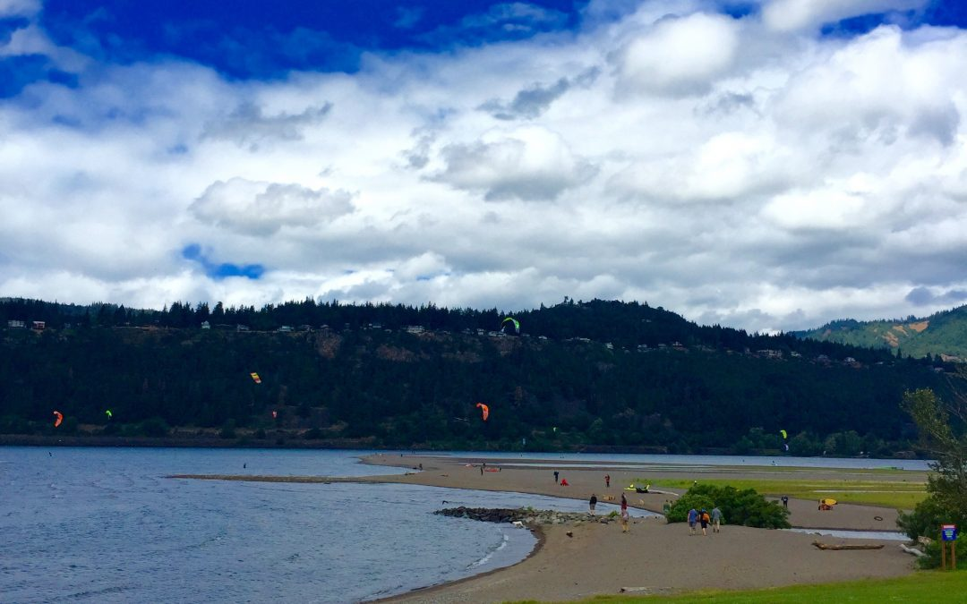 pdx and the gorge.