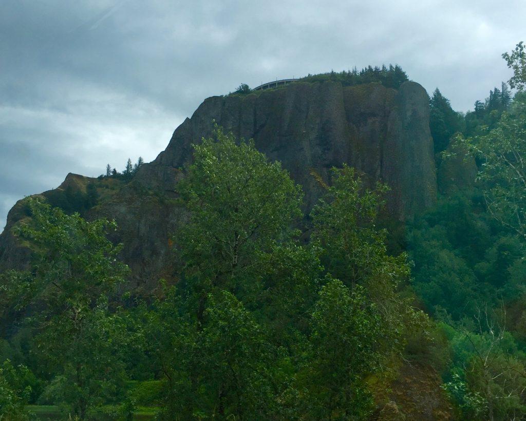 Oregon Gorge Big Rock - 1 Portland