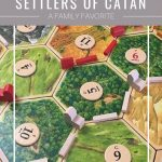 Board Game Settlers of Catan