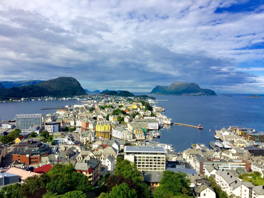 alesund norway cruise 1