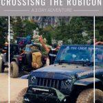Rubicon Trail Off Road Jeep Trip