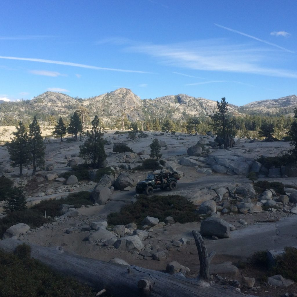 Rubicon Trail pics