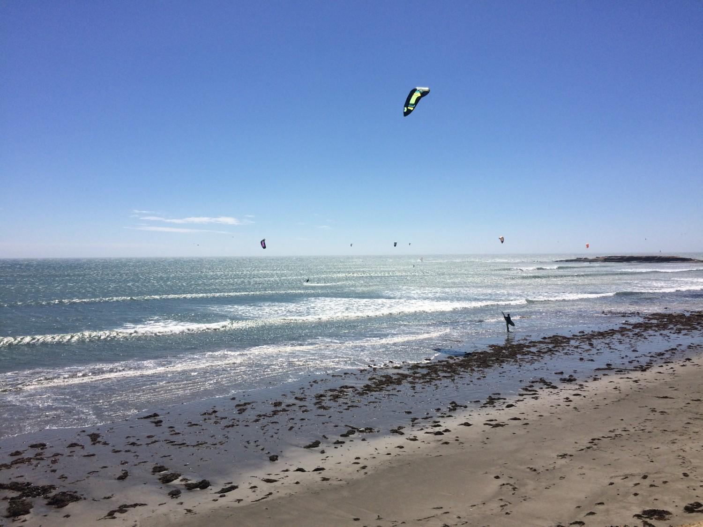 kiteboarding kitesurfing punta san carlos