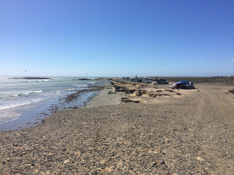 coast camping punta san carlos