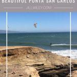 punta san carlos kiteboarding kiting