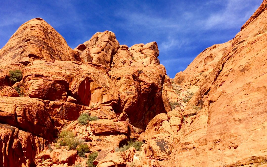 red rock canyon: best show in vegas