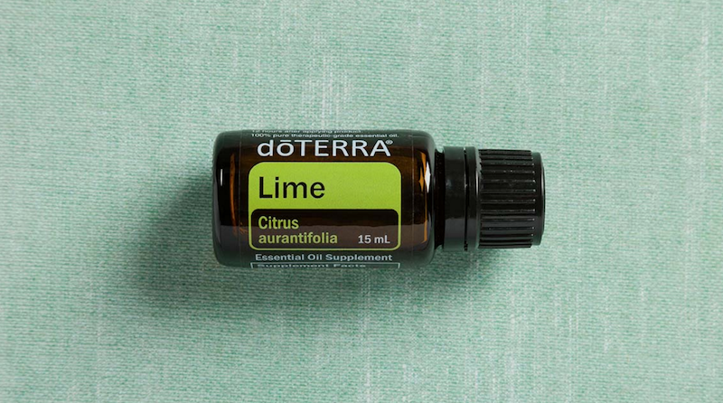 lime essential oil doterra jillwiley