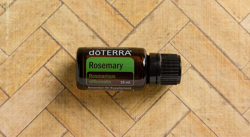 rosemary essential oil doterra jillwiley