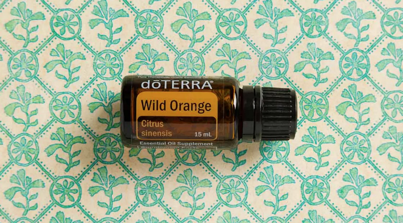 wild orange essential oil doterra jillwiley