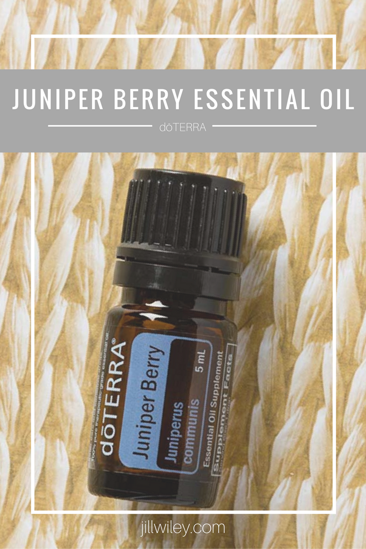 essential oil doterra jillwiley