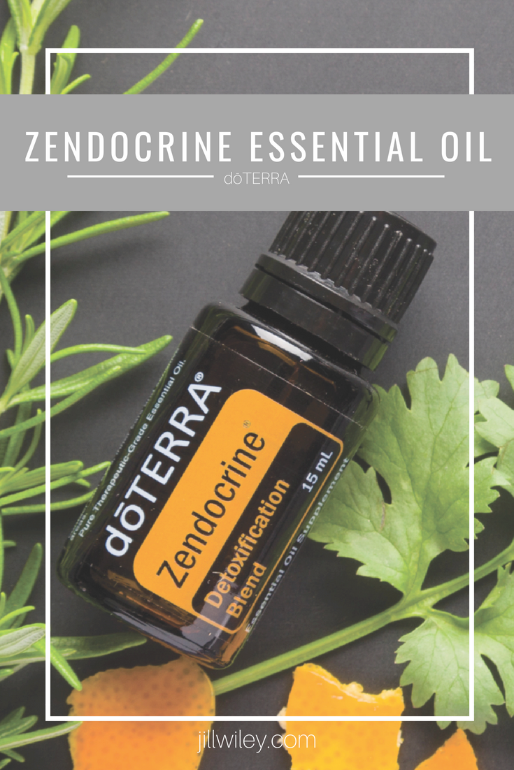 zendocrine essential oil jillwiley doterra