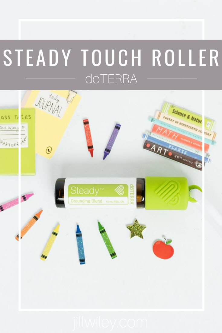 steady touch essential oil