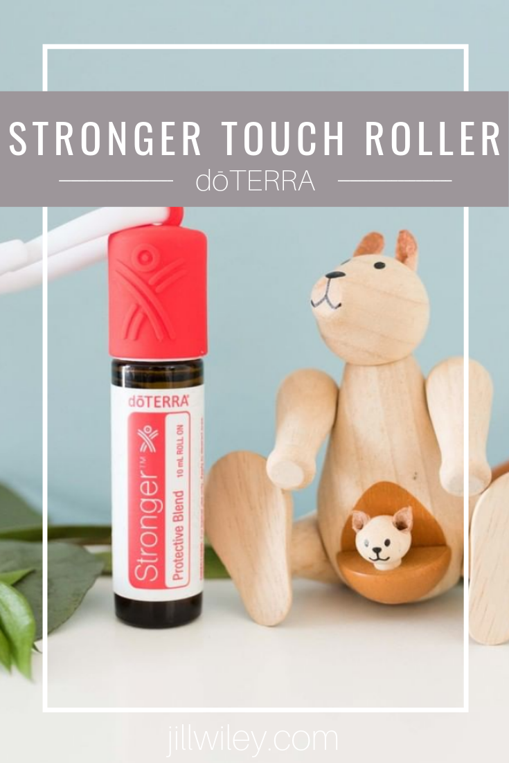 stronger touch essential oil