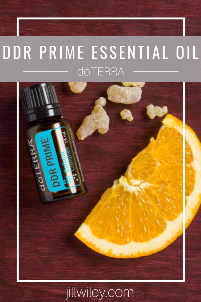 ddr prime essential oil doterra jillwiley