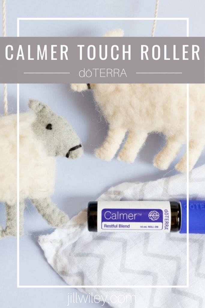 calmer touch essential oil jillwiley