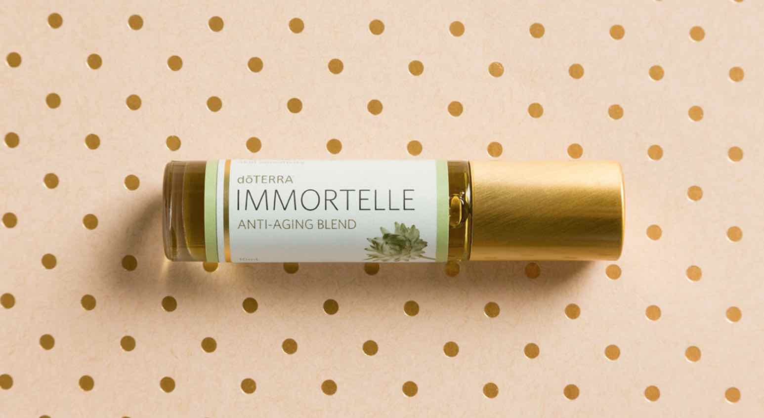 immortelle essential oil