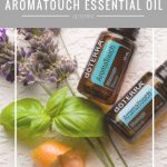 aromatouch essential oil doterra massage blend