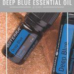 deepblue essential oil doterra jillwiley