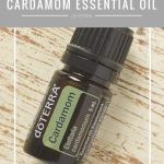 cardamom essential oil doterra jillwiley