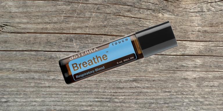 breathe touch essential oil jillwiley