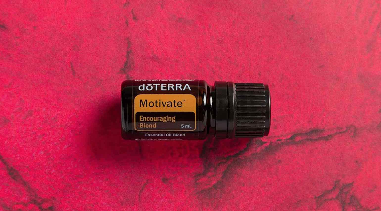 motivate essentialoils