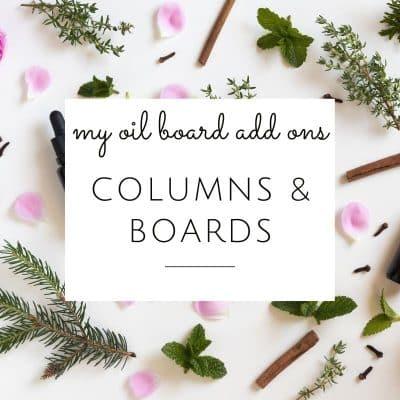 My Oil Board ADD-ONs